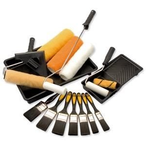 Brushes Rollers & Trays