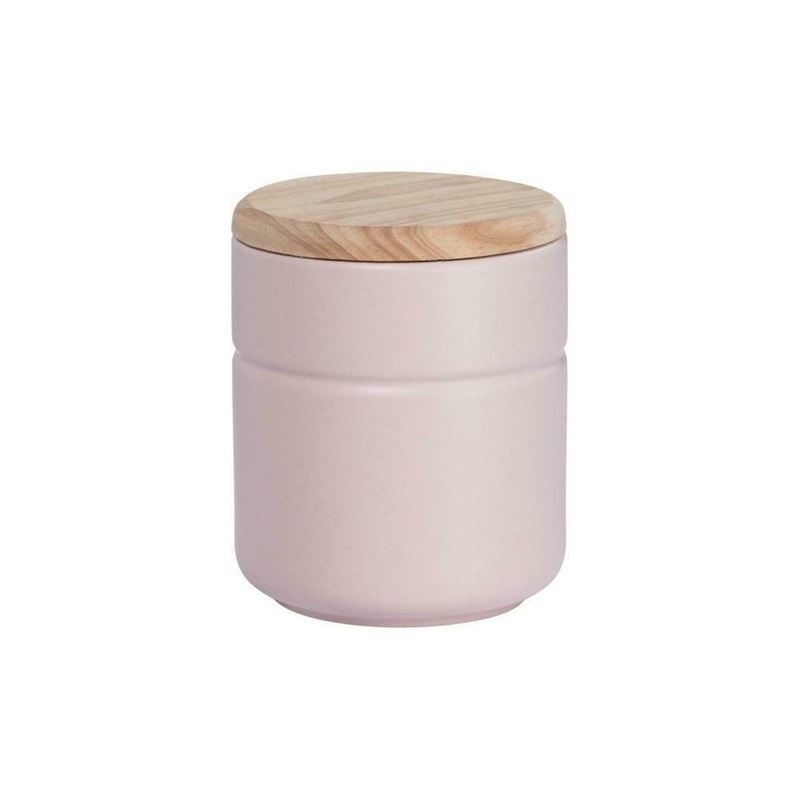 SMALL CANISTER ROSE