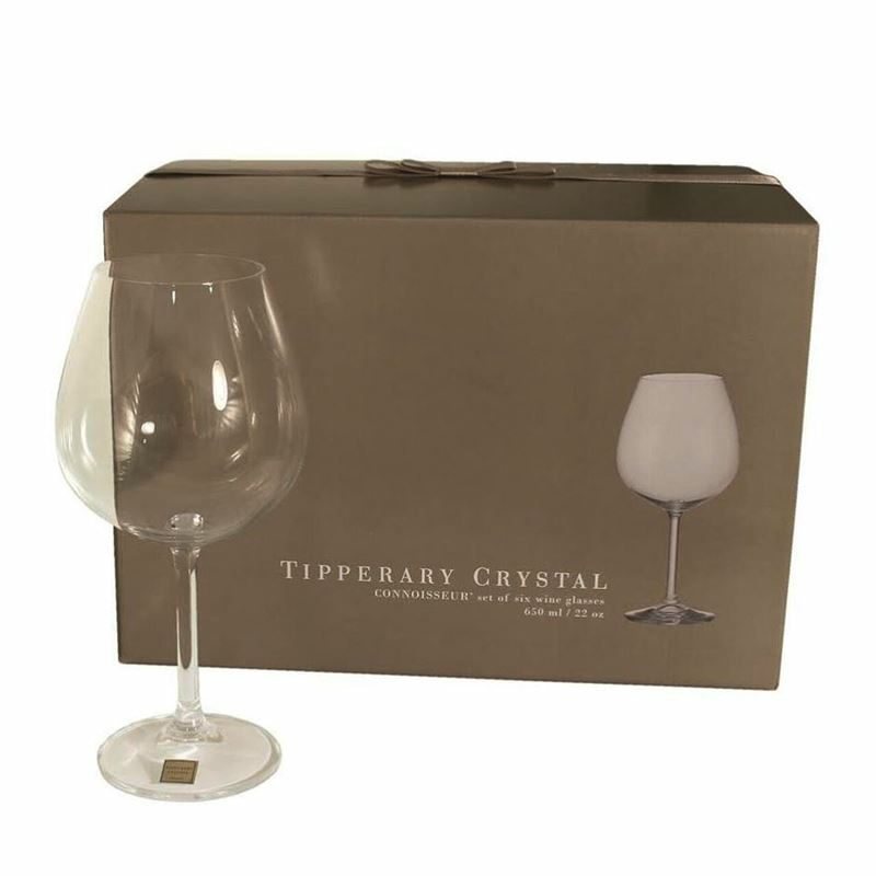 TIPPERARY CONNOISSEUR WINE 650ML SET 6