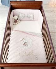 M&B coverlet pink 1