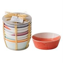 TAPAS SET OF 8 DISHES PACK 25096