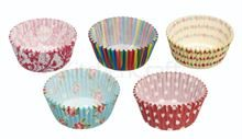 KITCHEN CRAFT SWEETLY DOES IT PACK OF 250 ASST PAPER CAKE CASES