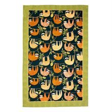 ULSTER WEAVERS COTTON TEA TOWEL HANGING OUT